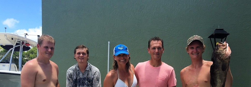 Fam in keys crop